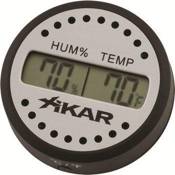 Xikar digitale hygrometer rond foto 100