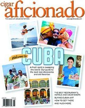 Cigar Aficionado Tijdschrift - mei / juni 2015