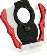 Colibri 'Monza Cut' zwart/ rood