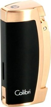 Colibri Enterprise 3 zwart/ goud roze