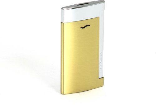 ST Dupont Slim 7 Luxe Aansteker Geel Goud