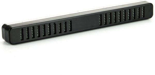 Luchtbevochtigingsspons lang zwart 15,7x1,5cm