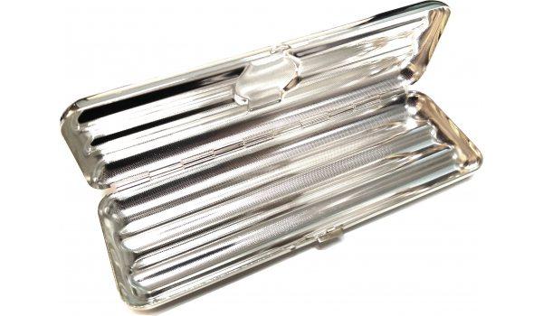 Sigarenhoes voor 3 Coronas Sterling Zilver