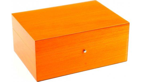 Gentili Humidor Oranje 10 sigaren