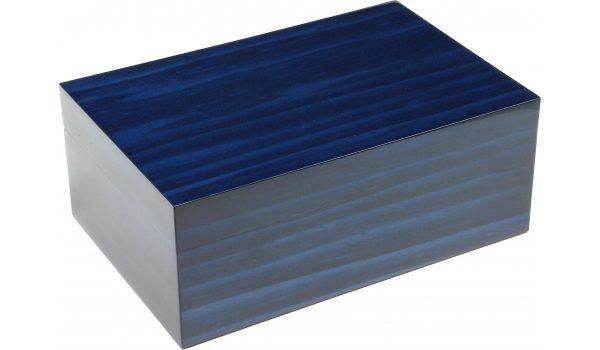 Gentili Humidor Blauw 30 sigaren