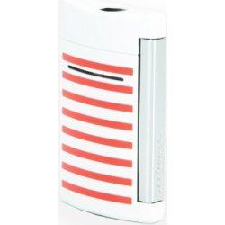 ST Dupont Minijet 10108 - Marinekleurige witte rode strepen