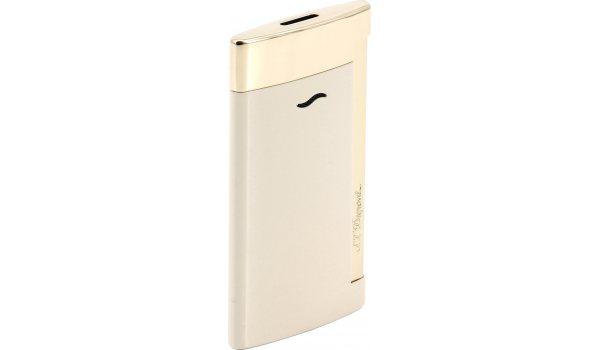 ST Dupont Slim 7 27706 - nude met gouden afwerkingen