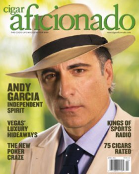 Cigar Aficionado magazine - Maart/April 2014