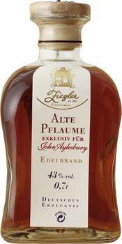 Ziegler Oude Pruimen Brandy John Aylesbury Exclusive 700 ml