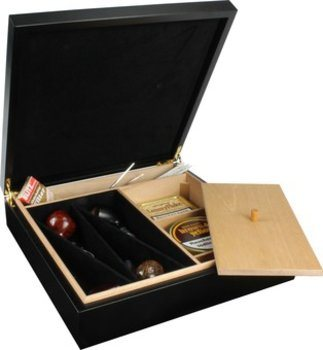 Alfred Pipe Collection Box