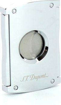 S.T.Dupont X.tend Maxijet dubbel lemmet knipper chroom