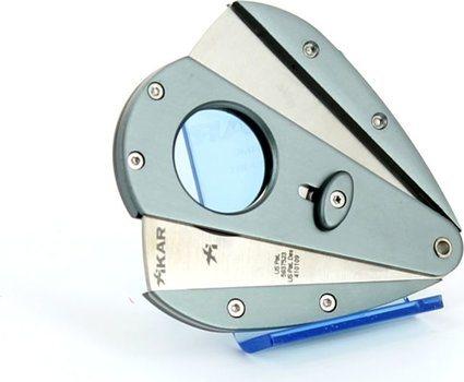 Xikar 1 dubbel lemmet sigarenknipper - Xi1 titan