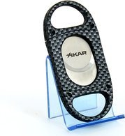 Xikar X8 dubbele knip koolstofvezel uiterlijk