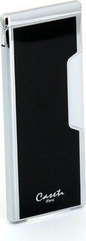 Caseti Piezo slank chroom/ zwart