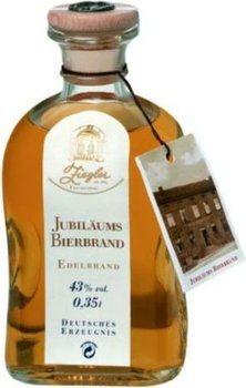 Ziegler Jubileum Bier eau de vie 0,35l